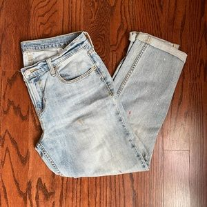 Old Navy Painter Jeans